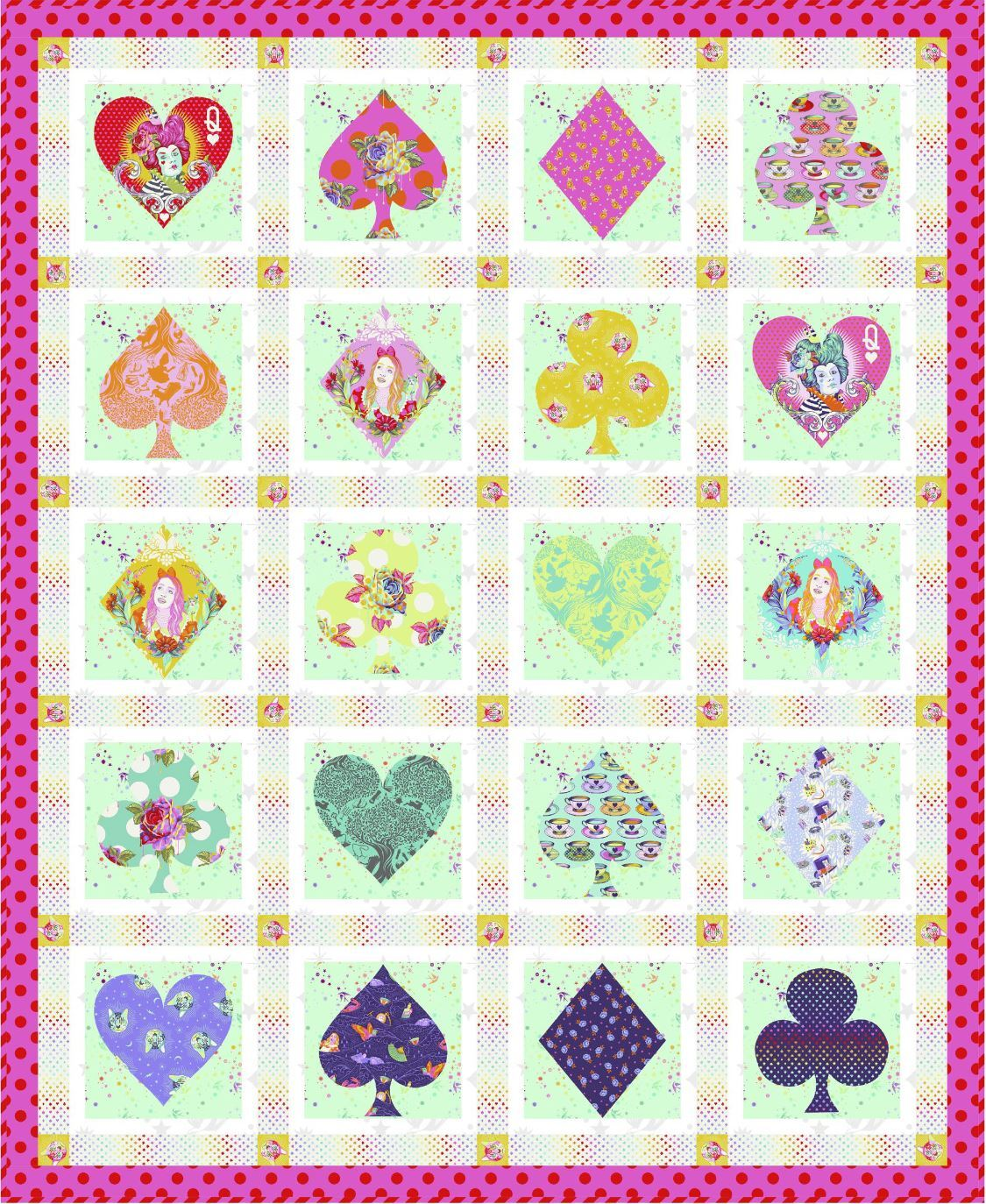 Suit Yourself Quilt Pattern Free Spirit download