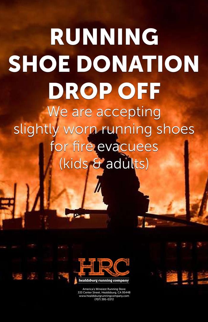 shoe donation