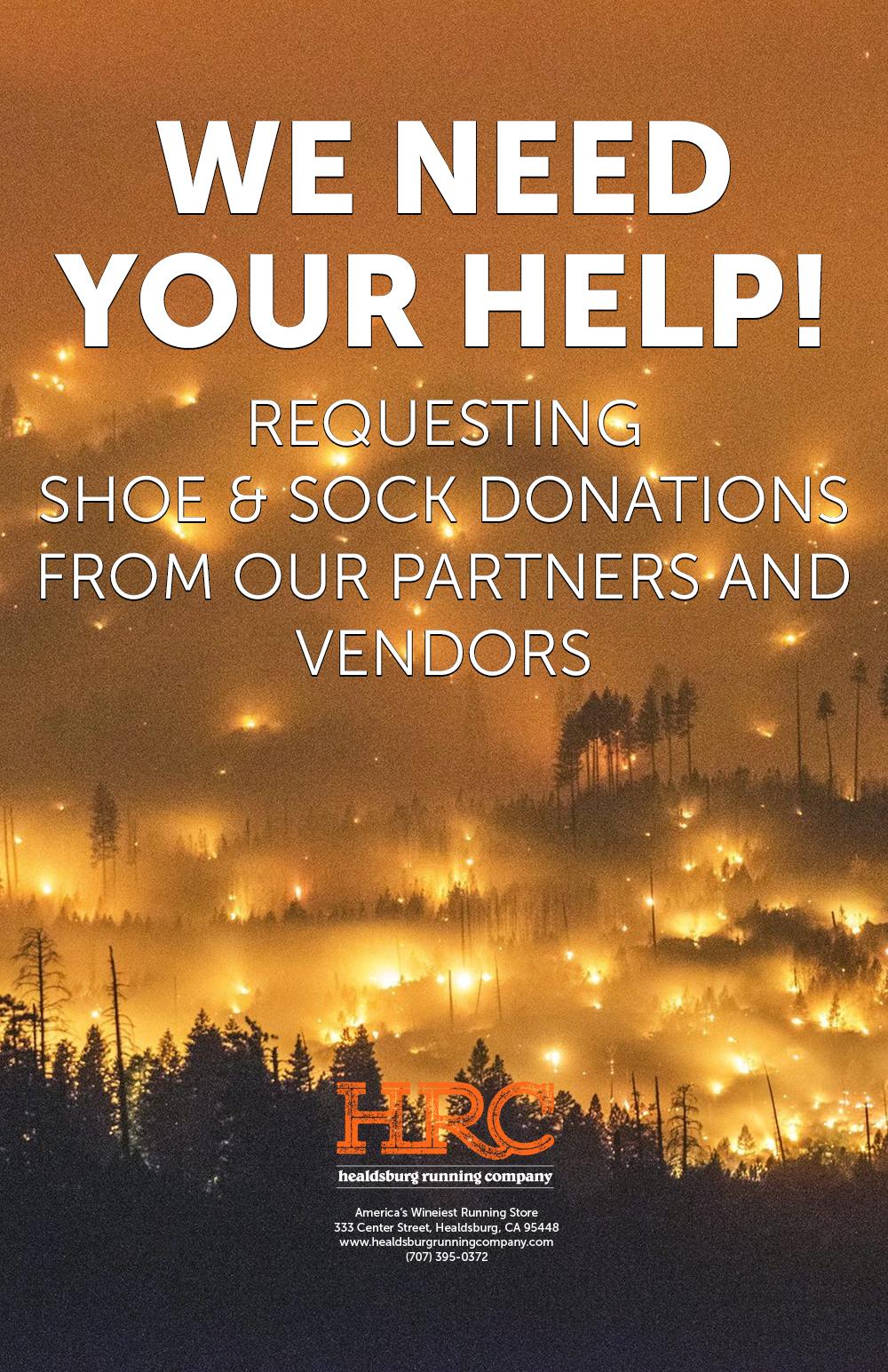 vendor donation