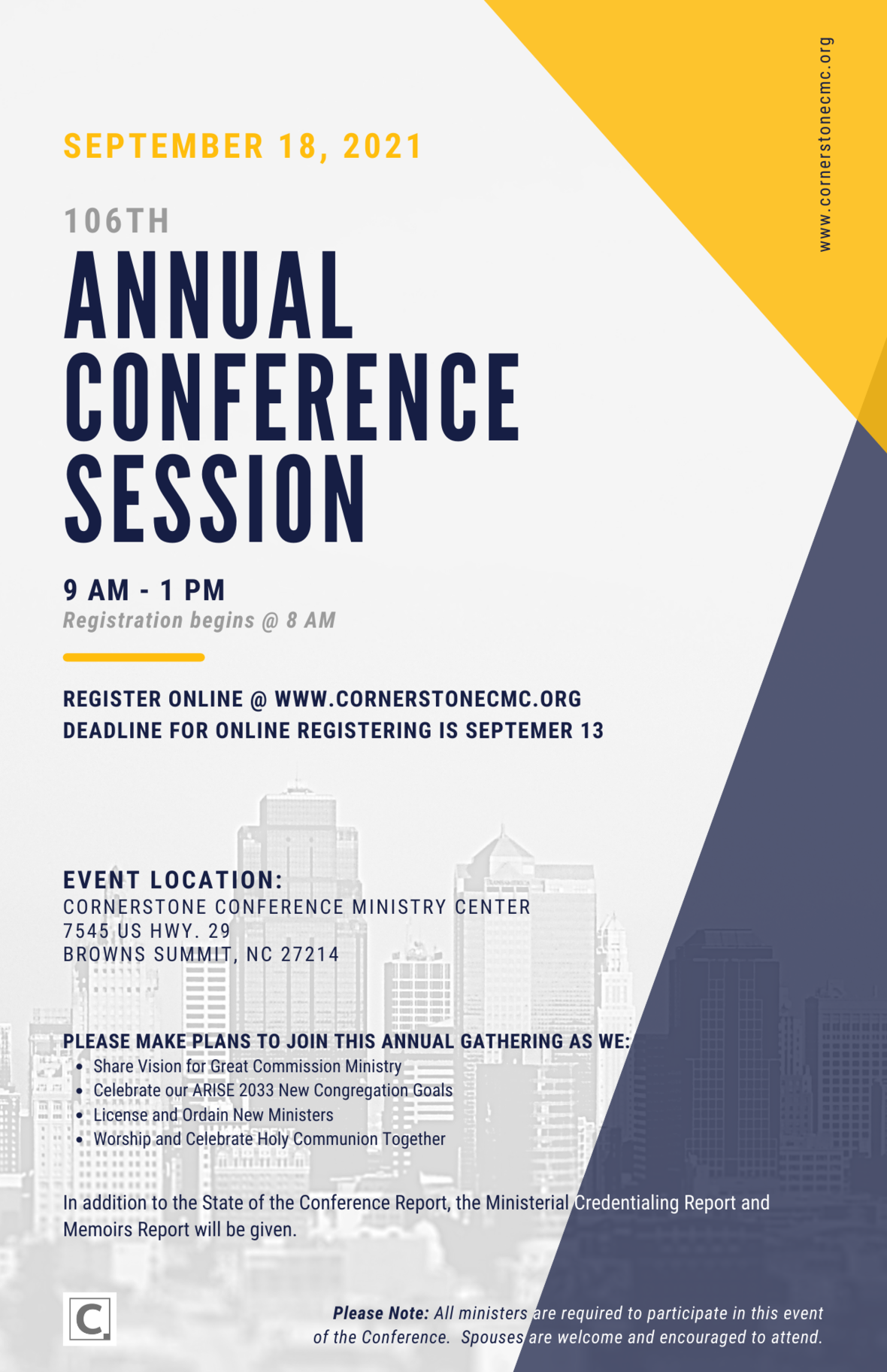 2021 Annual Conference option-2