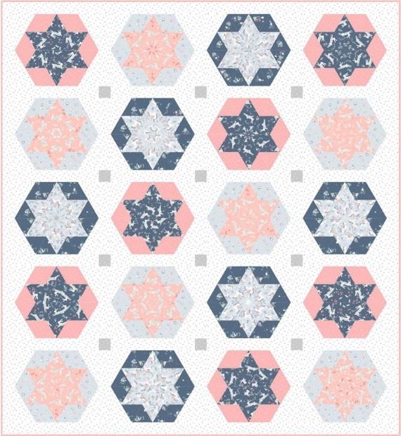 Frolic Free Quilt Pattern