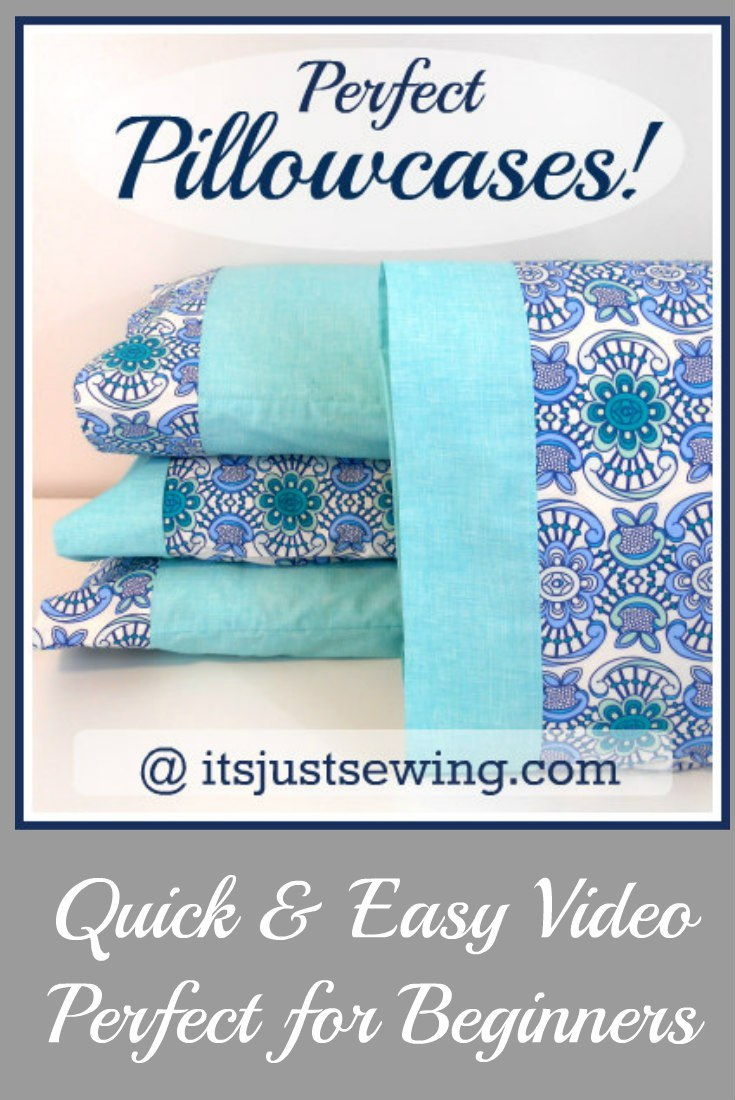 Itsjustsewing- Perfect Pillowcase
