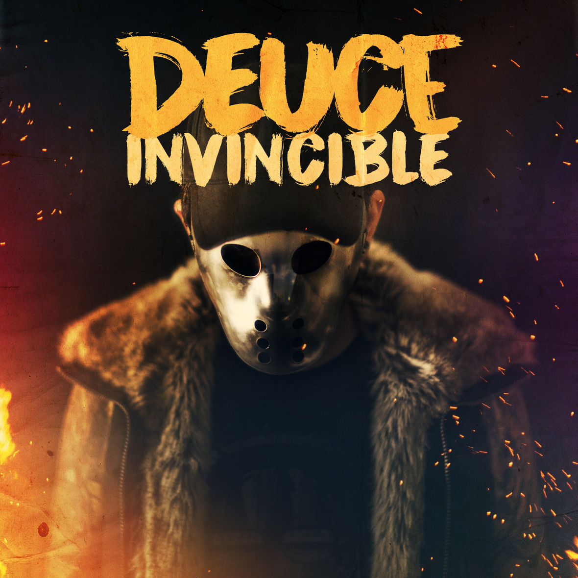 Deuce Invincible AlbumCover