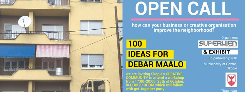 100-ideas-for-debar-maalo