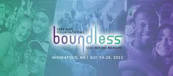 Boundless youth gathering 2022