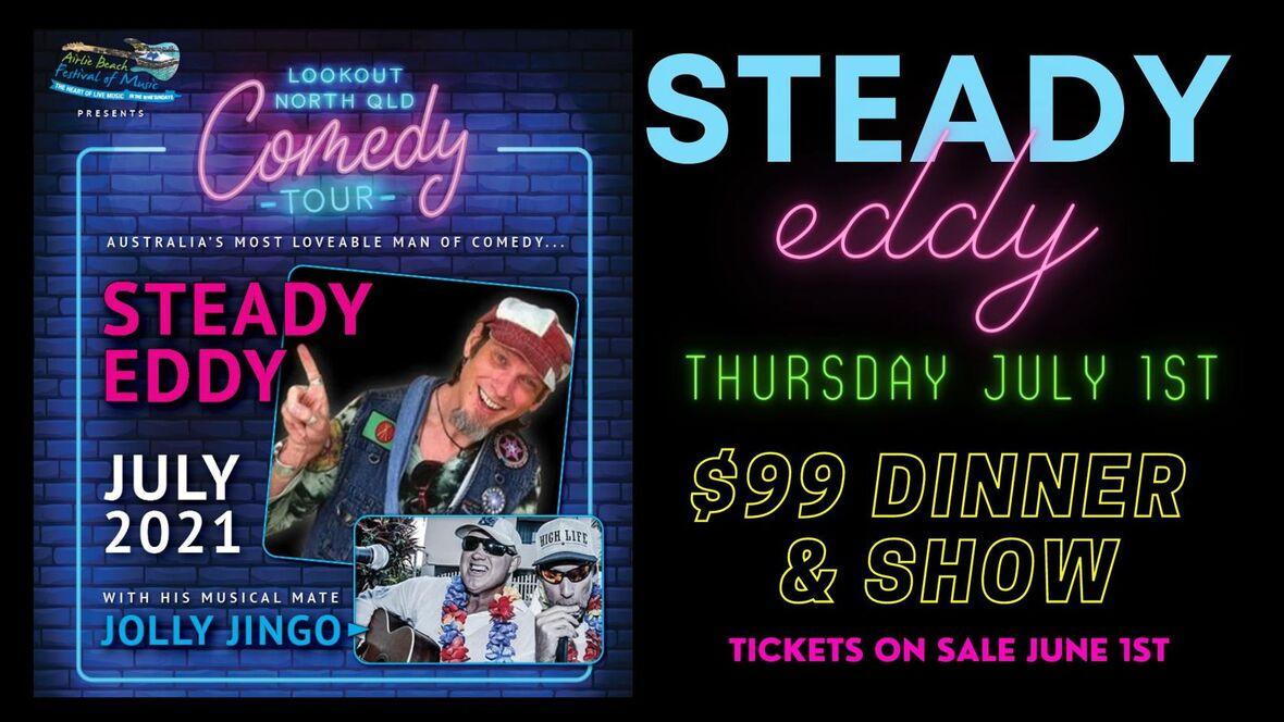 steady eddy