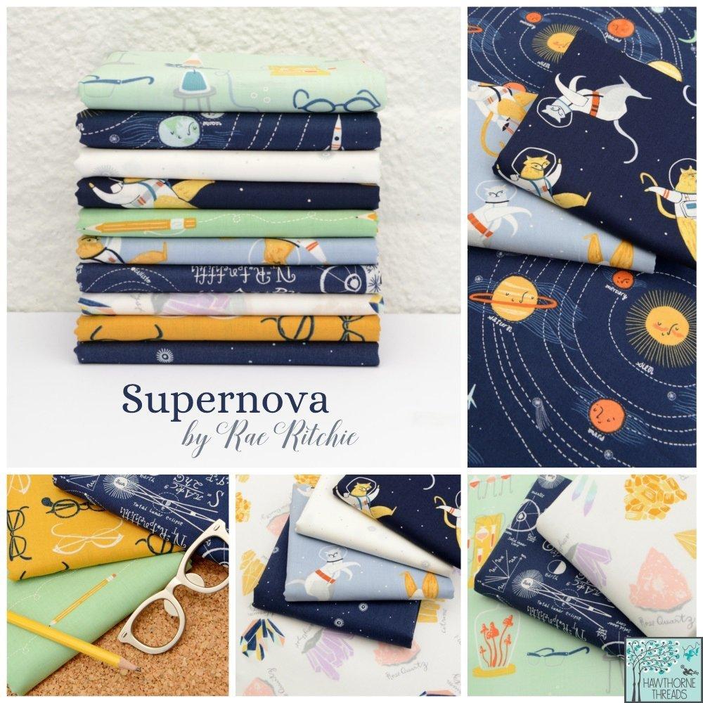 Supernova Fabric Poster