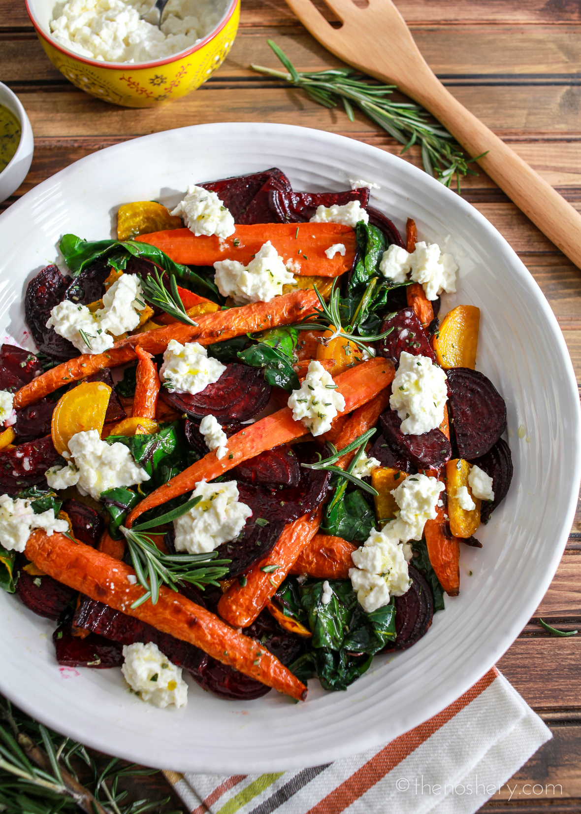 Roasted Beet and Carrot Salad 43