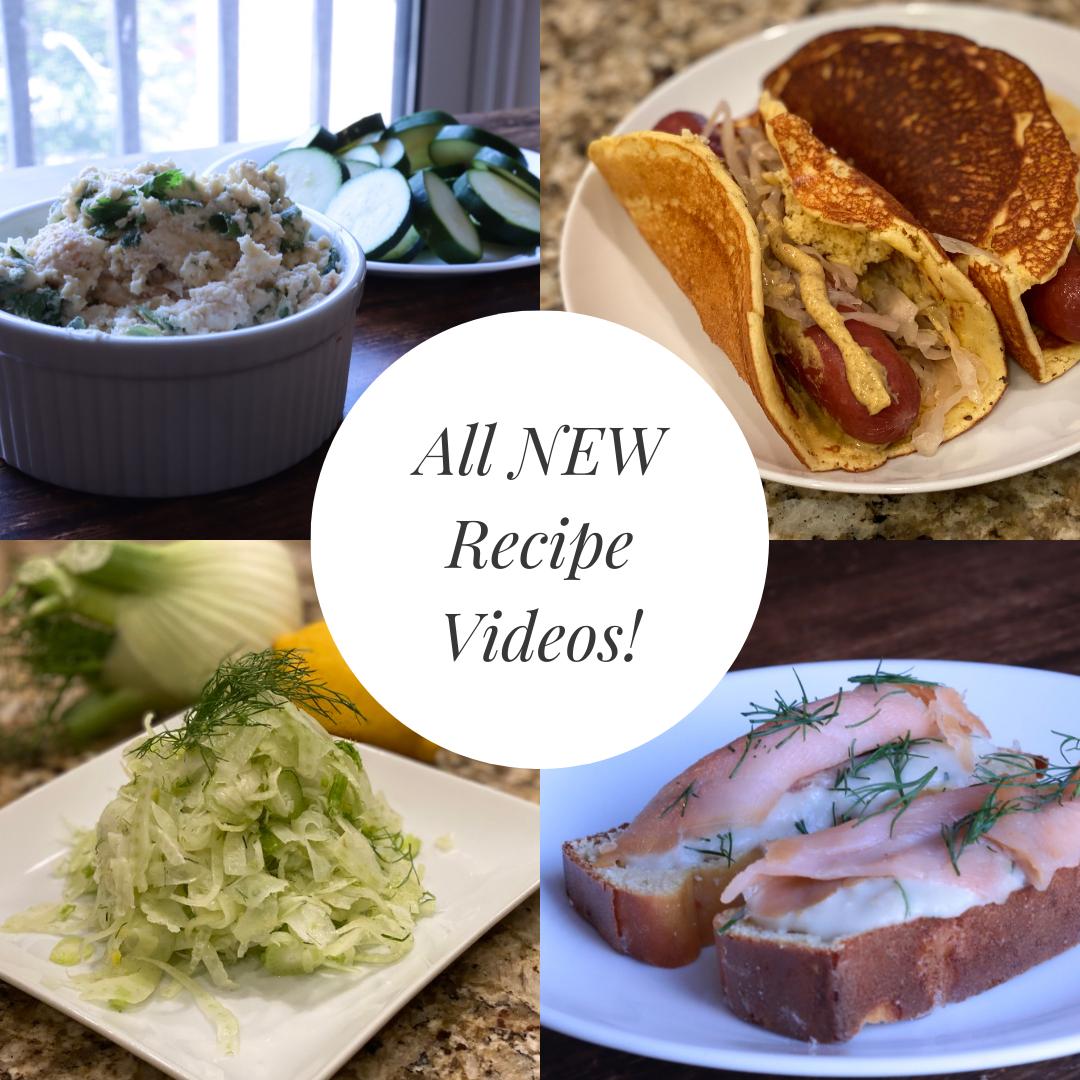 AH Recipe Videos
