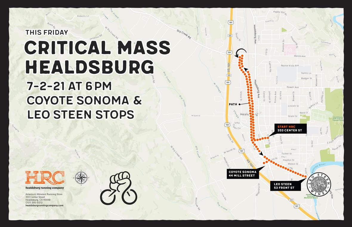 critical mass july 2021 map
