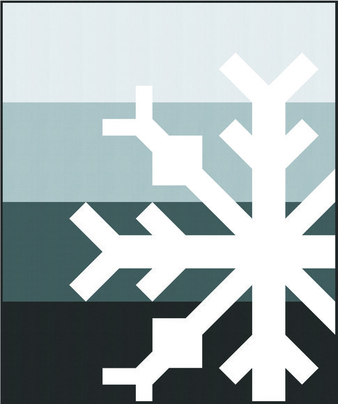 Kona SnowflakeQuilt
