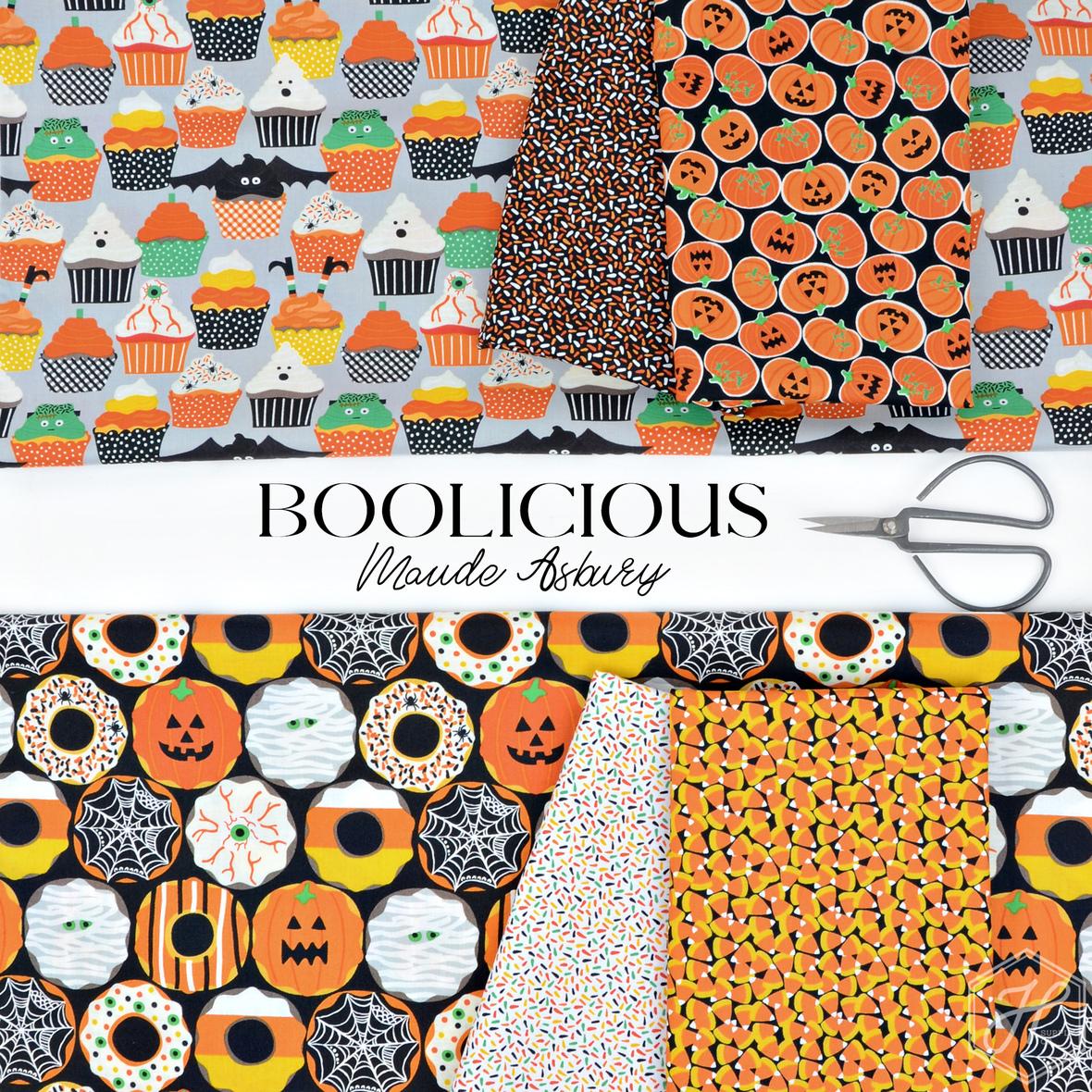 Boolicous by Maude Asbury Free Spirit Fabric at Hawthorne