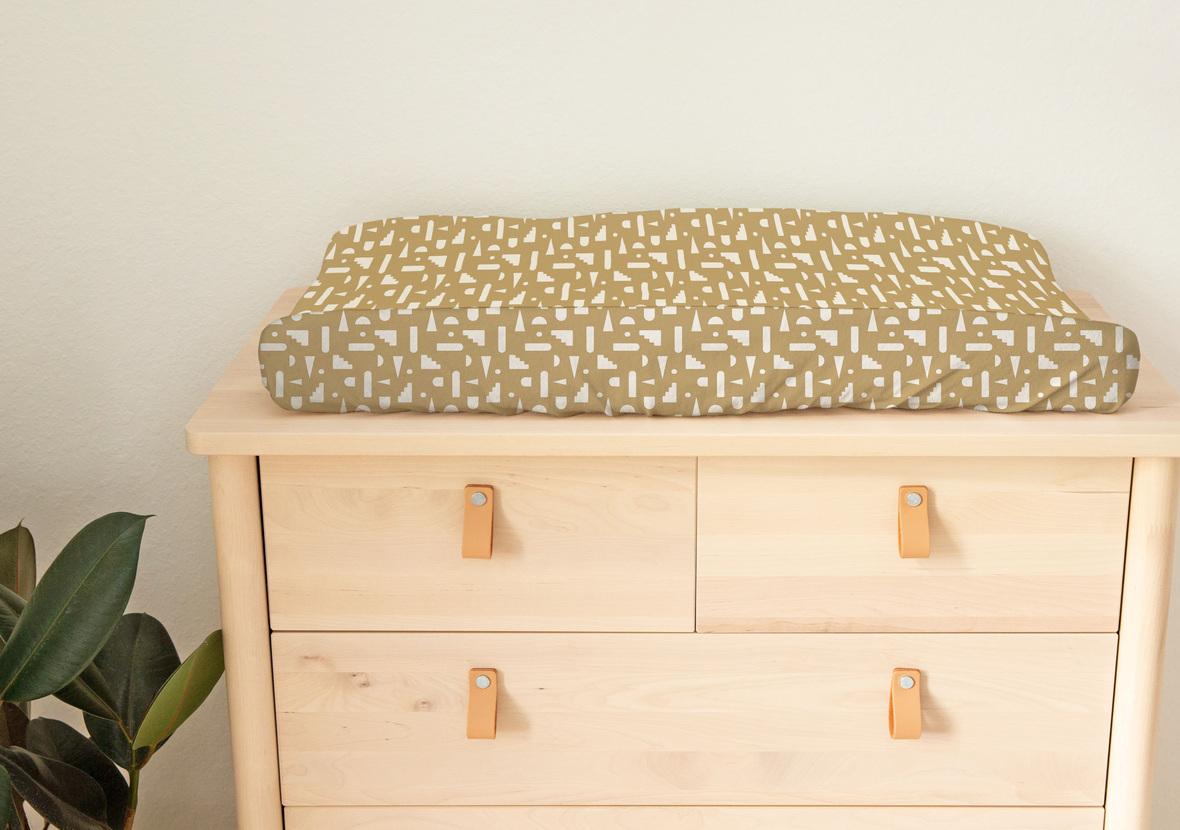 Chaning Pad on Dresser 6