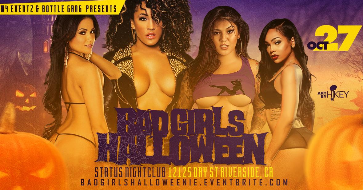 bad girls halloween