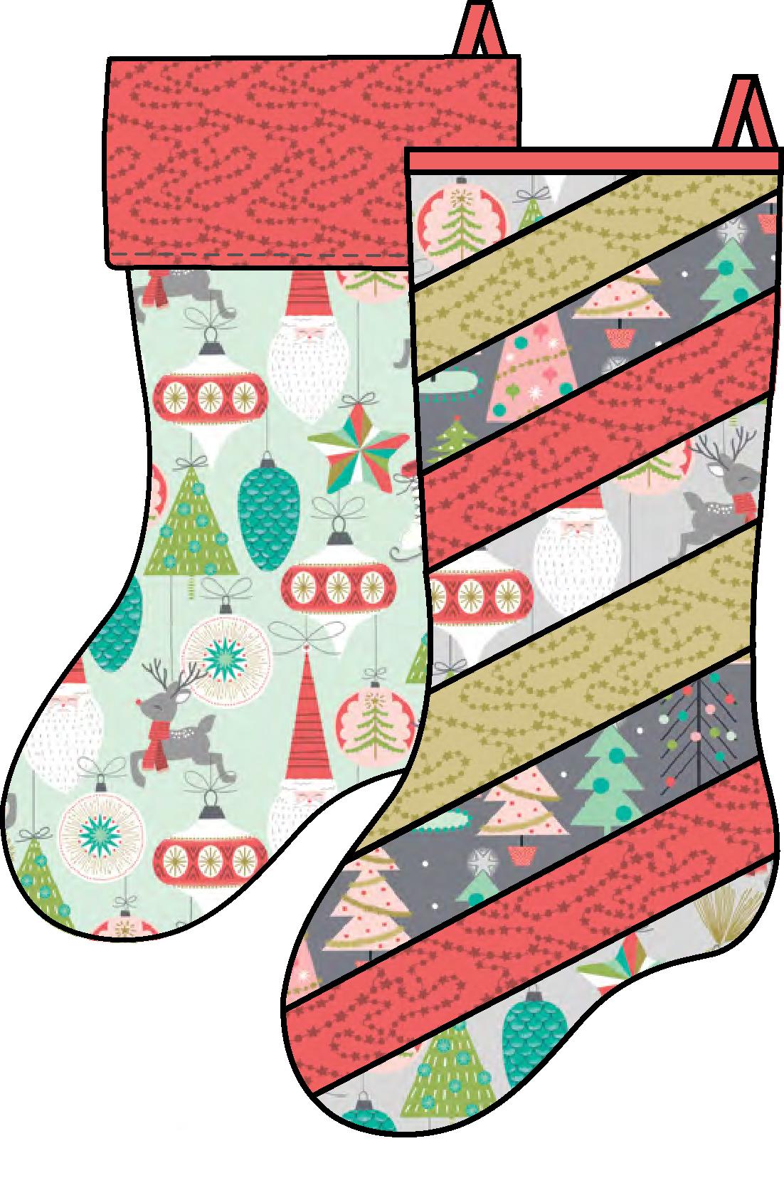 Amy Smart Christmas Stockings