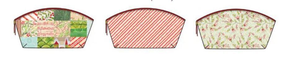 Noodlehead pouch