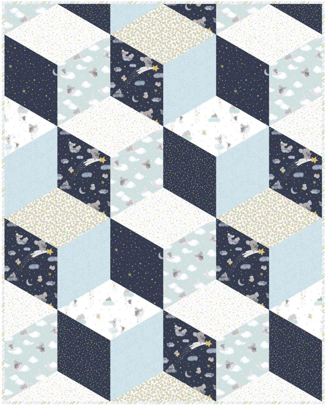 Koala Quilt Pattern