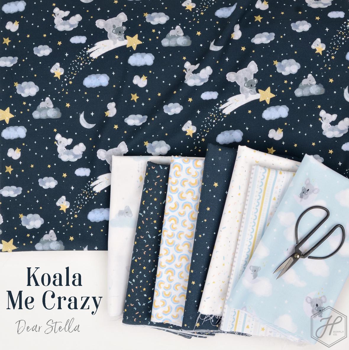 Koala Me Crazy Fabric Dear Stella at Hawhorne Supply Co