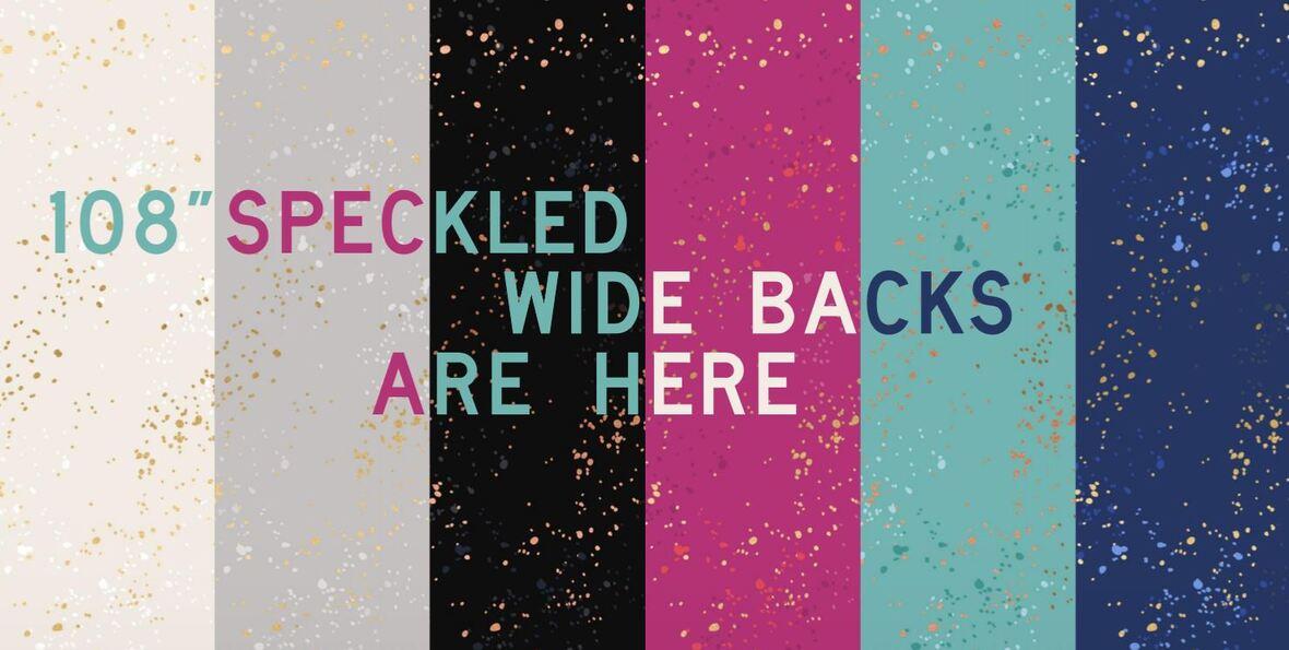 Speckled Wideback
