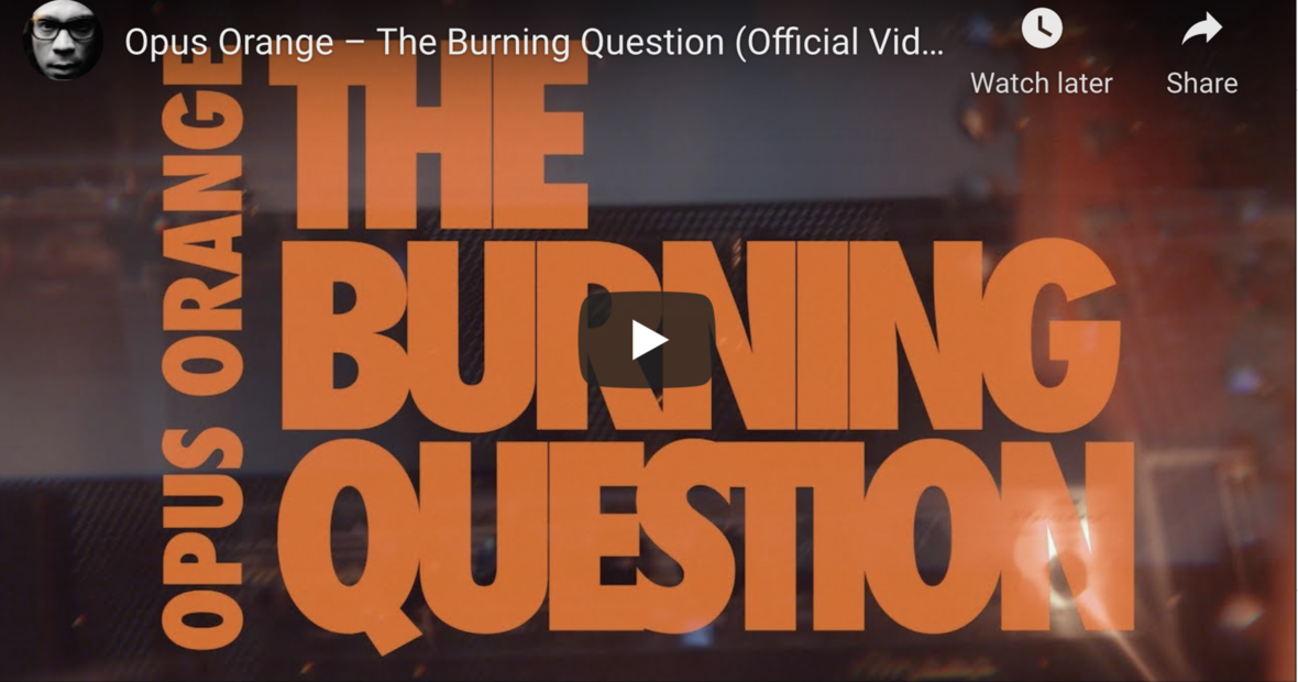 The Burning Question Screen Shot