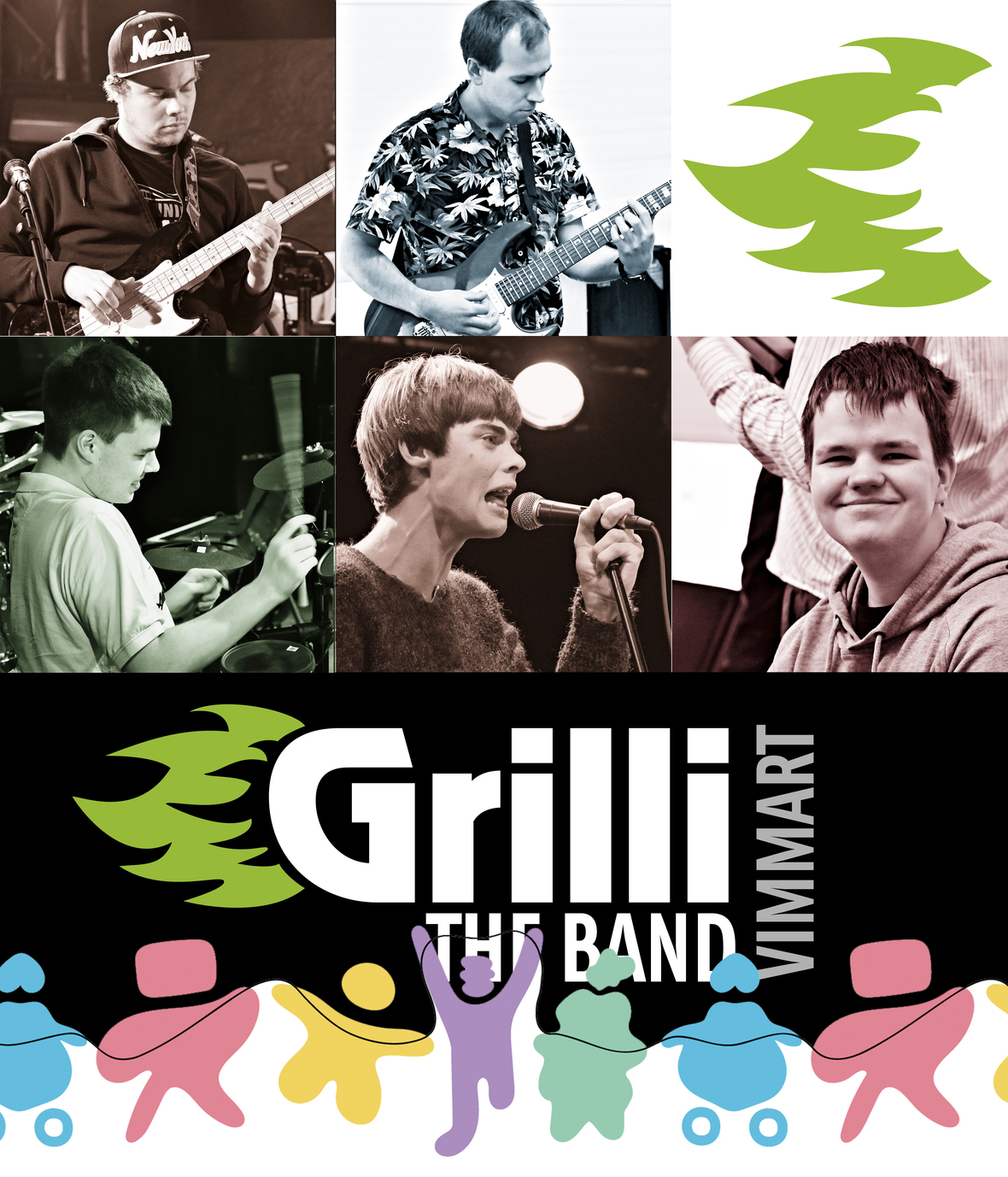 grilli the band accac