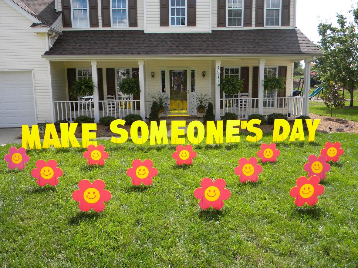Make someones day  1   1