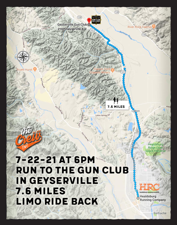 gun club map social