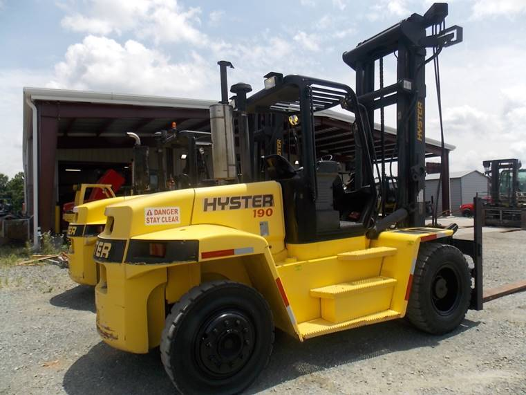 2004 Hyster H190HD