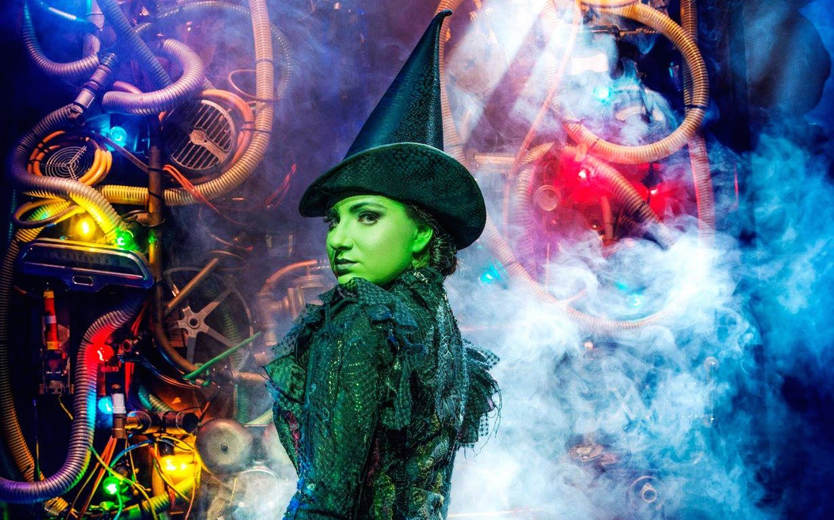 Jacqueline Hughes as Elphaba