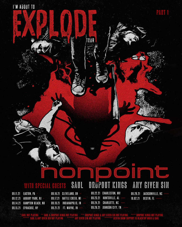 nonpoint tour