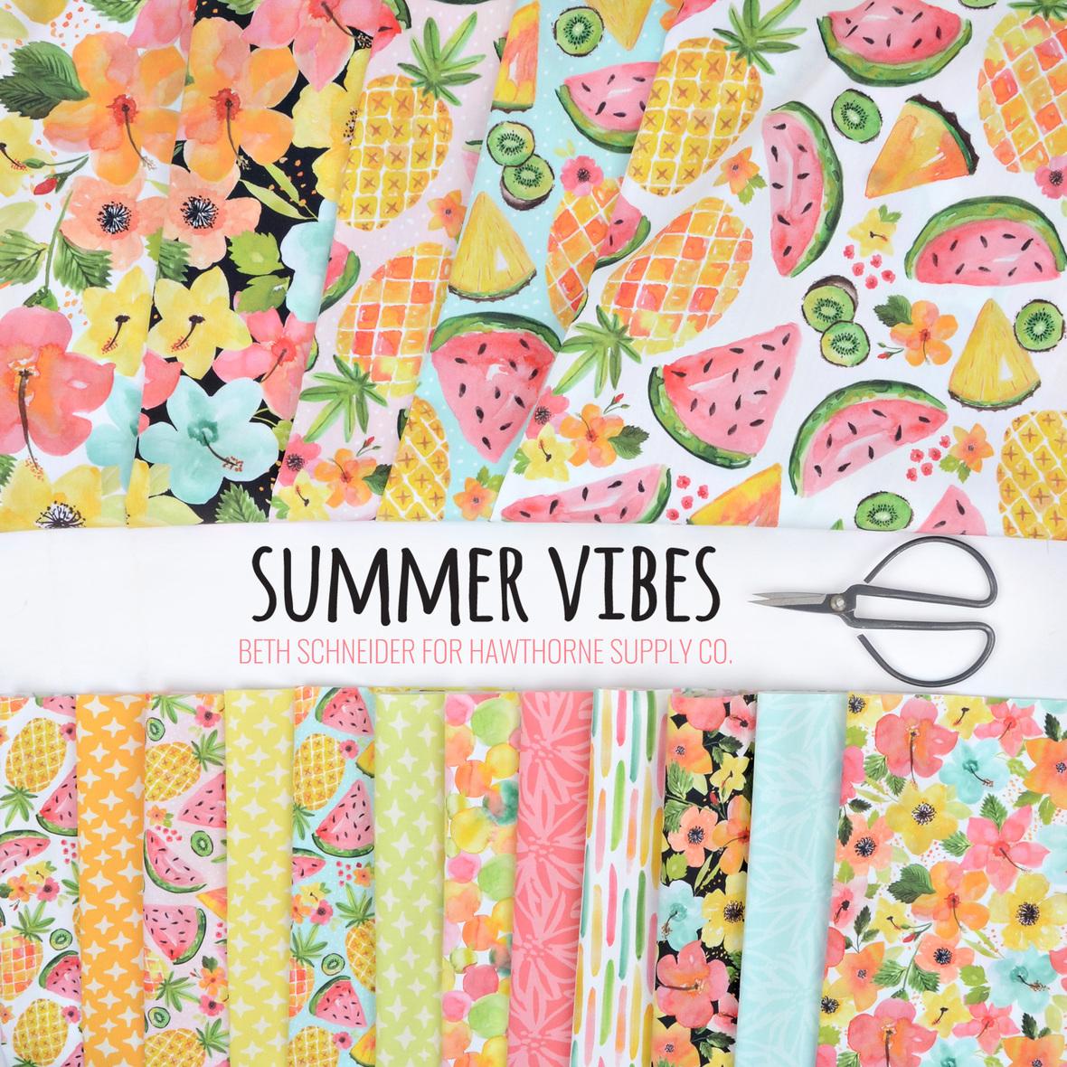 Summer Vibes Beth Schneider for Hawthorne Supply Co
