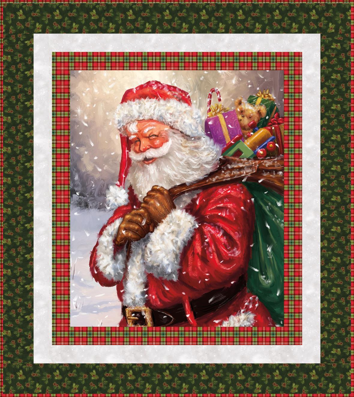 ChristmastimeIsHerePanelQuilt-300dpi
