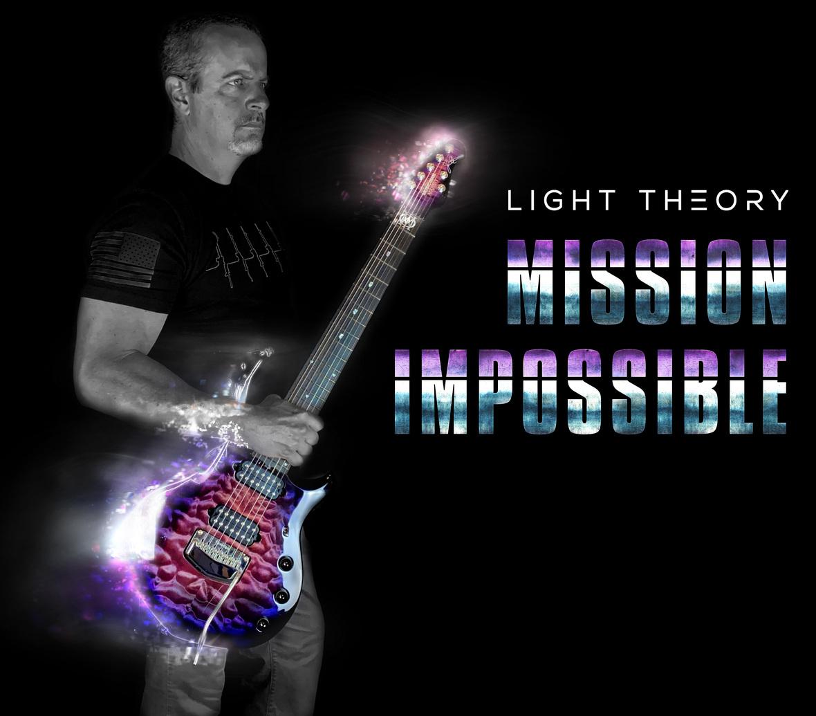 light theory MI promo pic