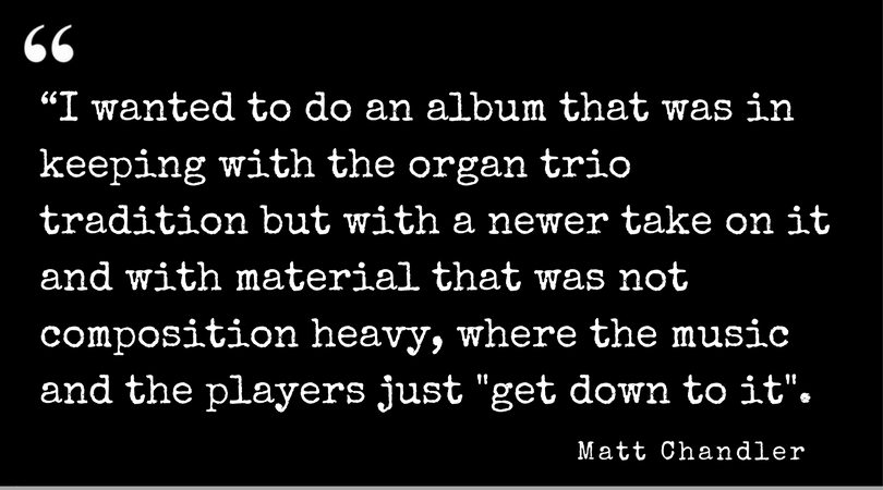 Matt Chander Quote