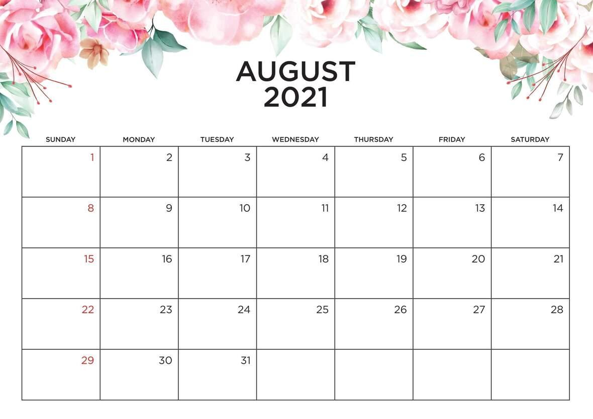 Free-Printable-Calendar-August-2021
