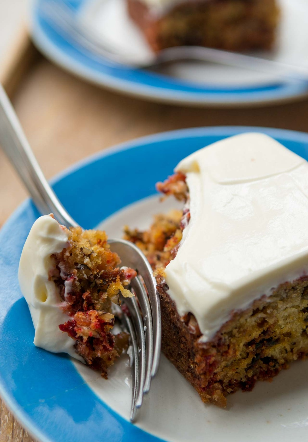 Beet Ginger Cake with Cream Cheese frosting-13