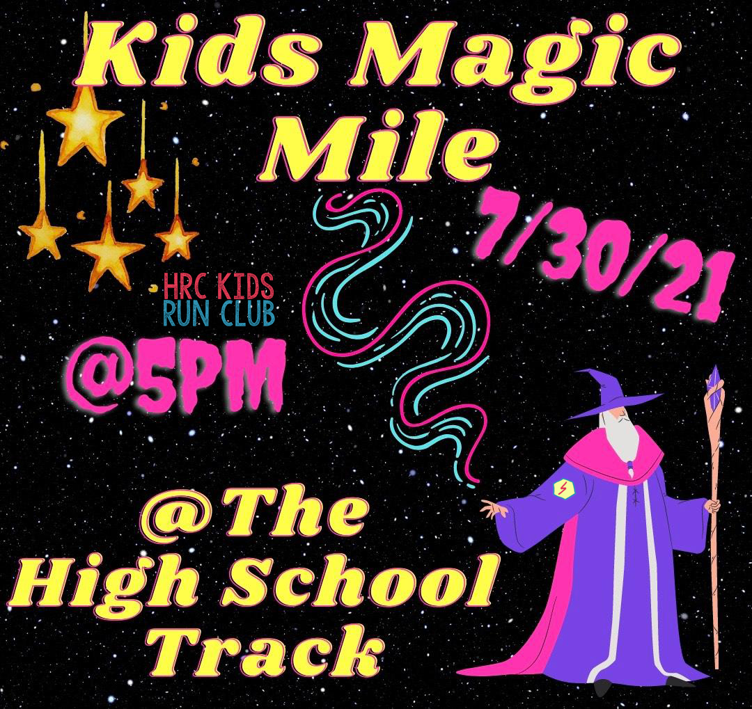 kids magic mile