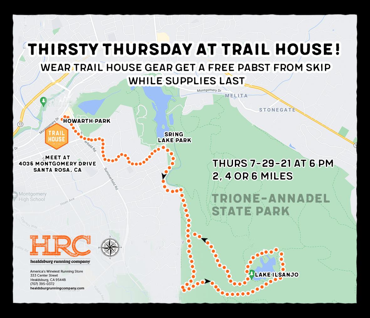 annadel trailhouse