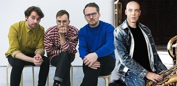 Espen Berg Trio with dim