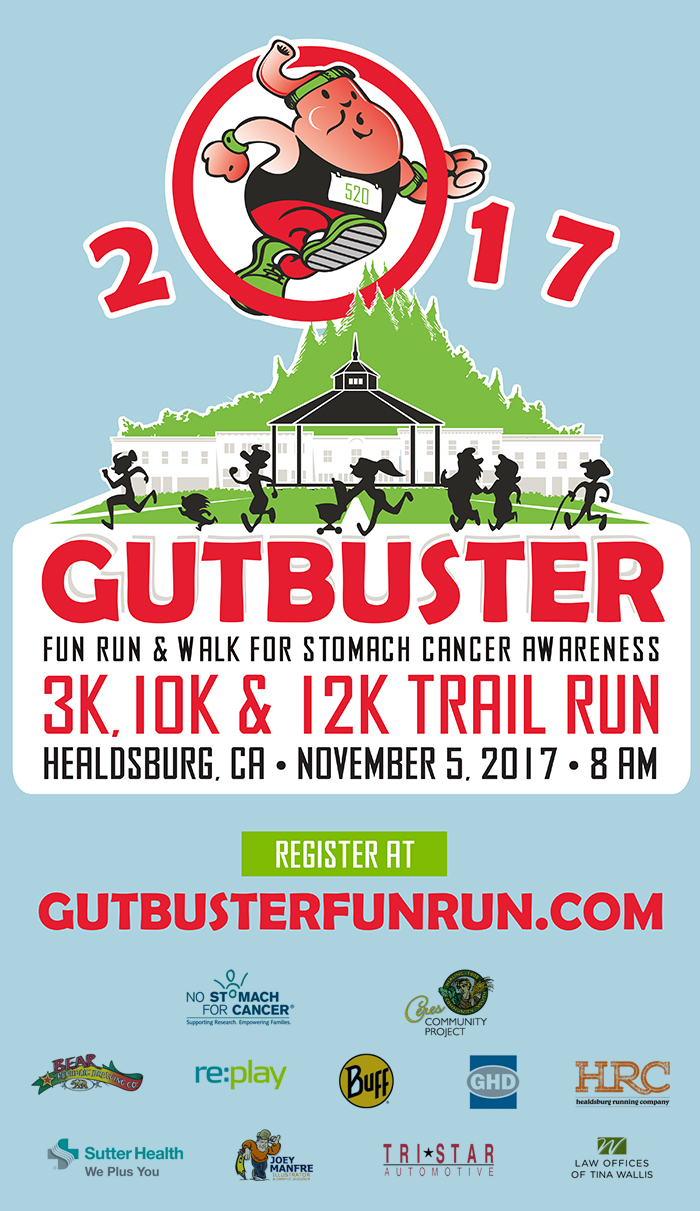 gutbuster poster 2017