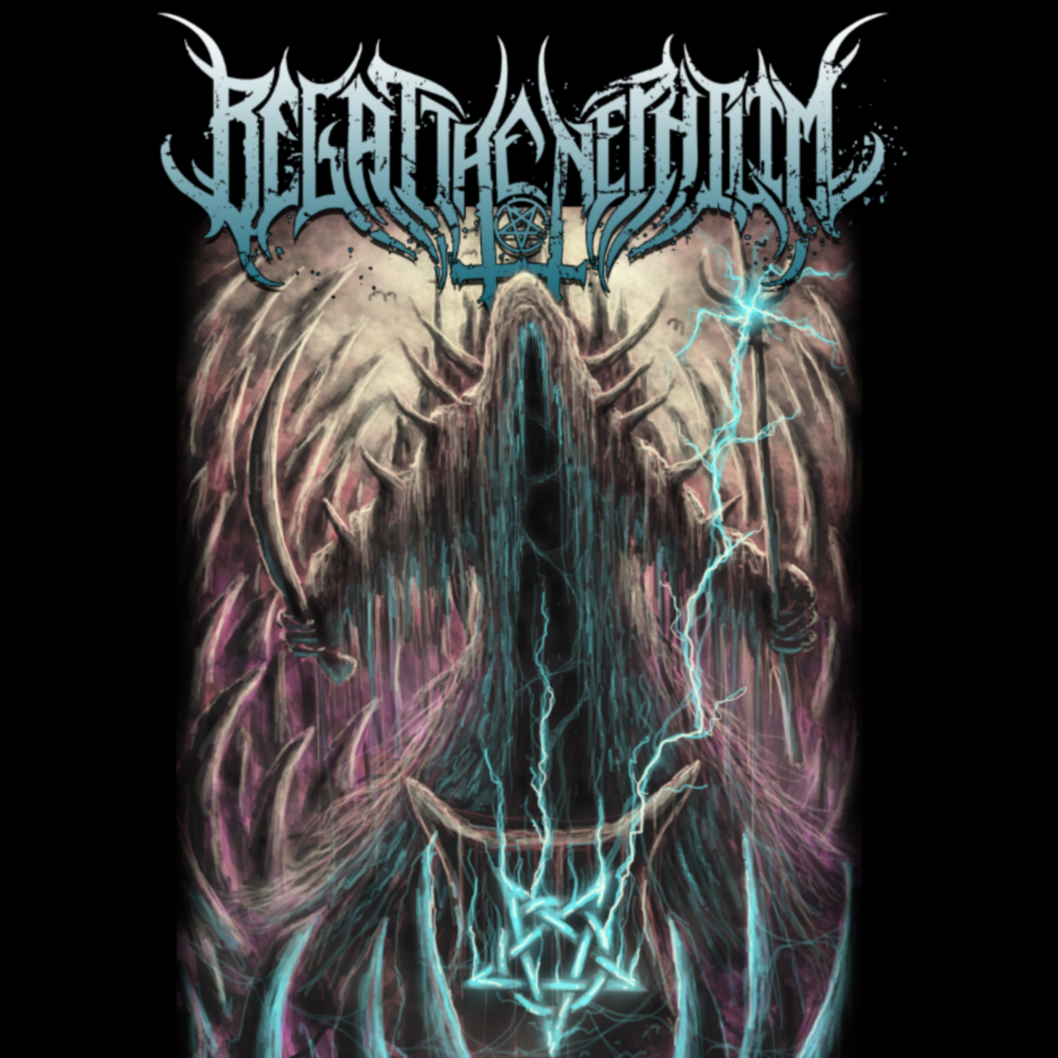 Begat The Nephilim - Paupers Grave 2048x2048