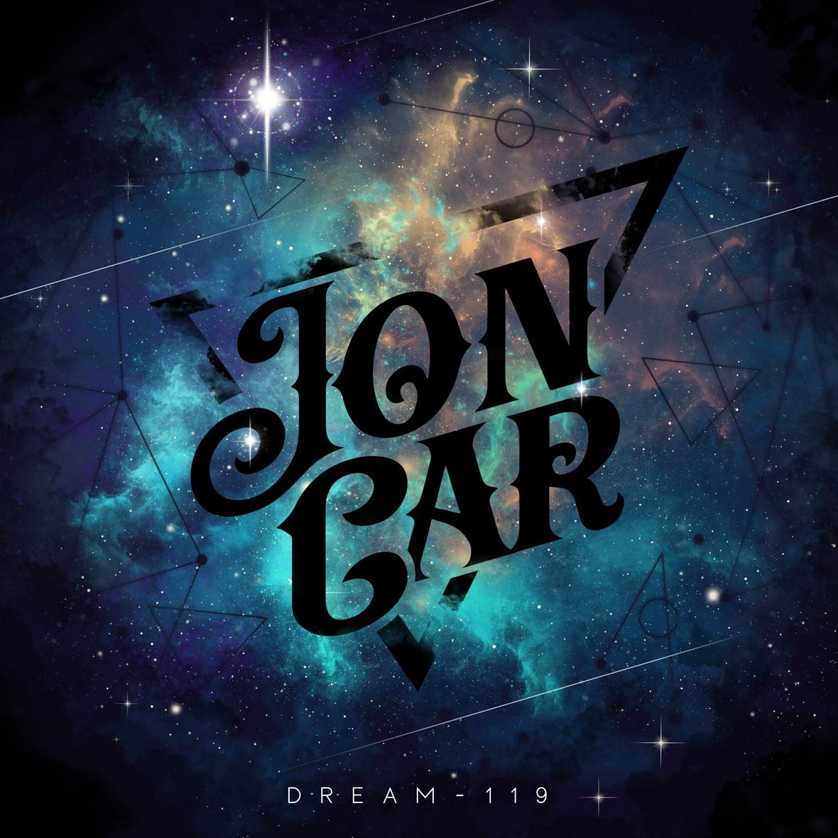 Jon Car EP artwork