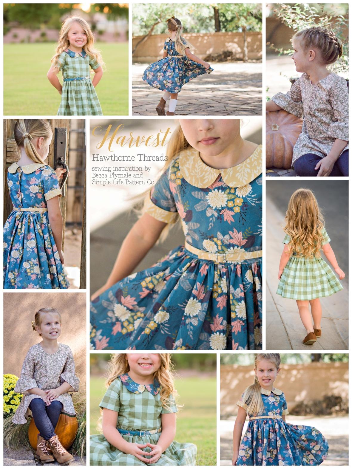 SLPCO Harvest Dresses