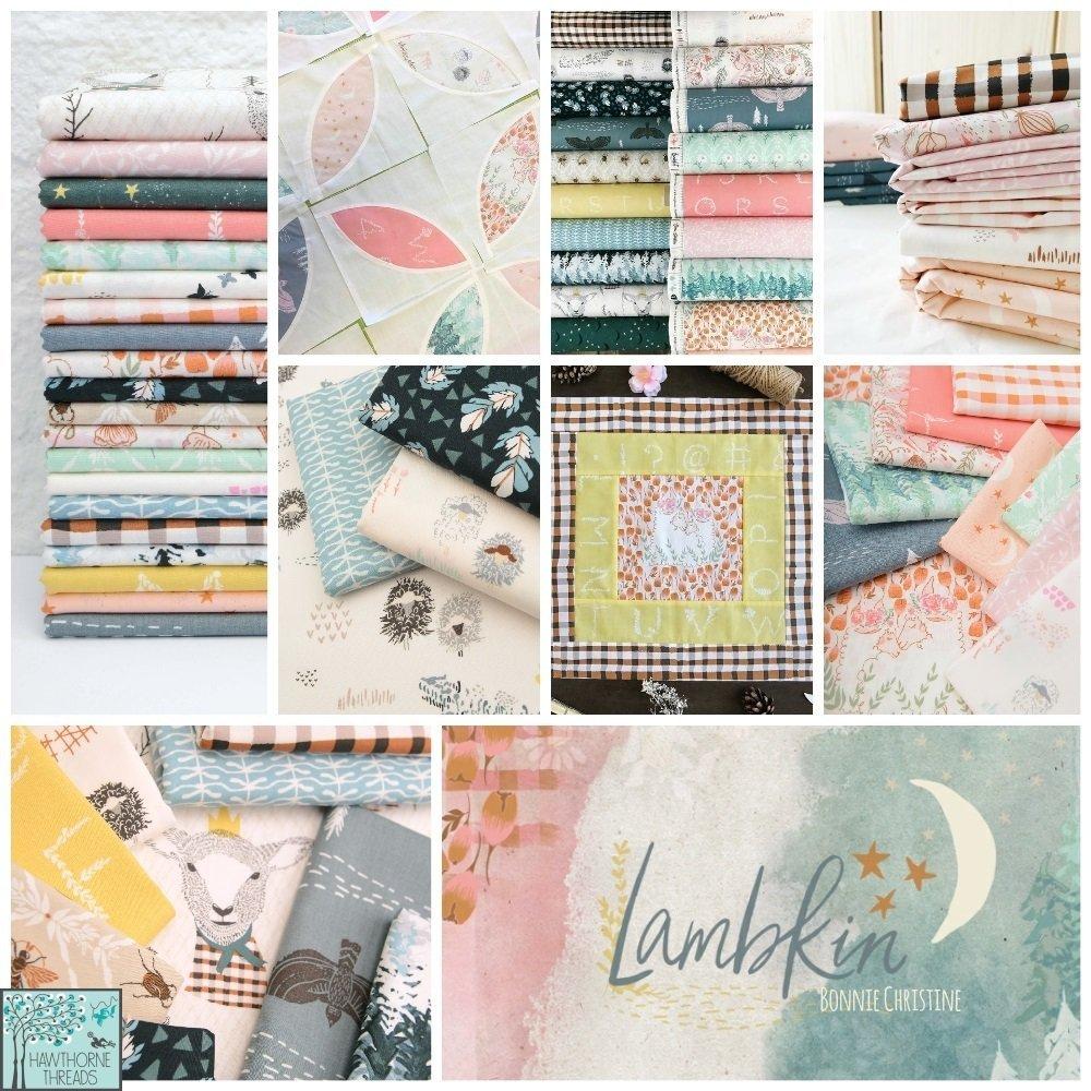 Lambkin Fabric Poster
