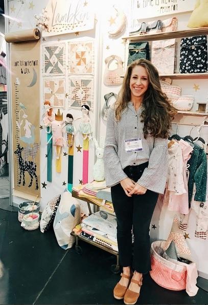 Bonnie Christine Booth Quilt Market