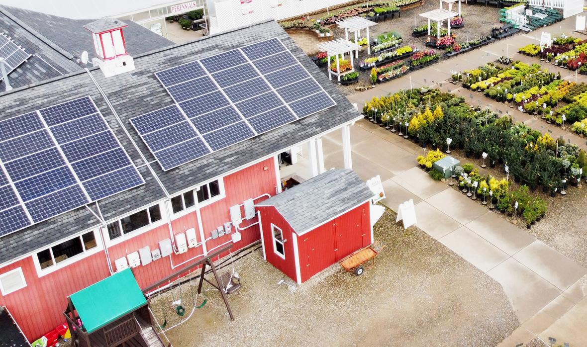 SolarPanel Drone