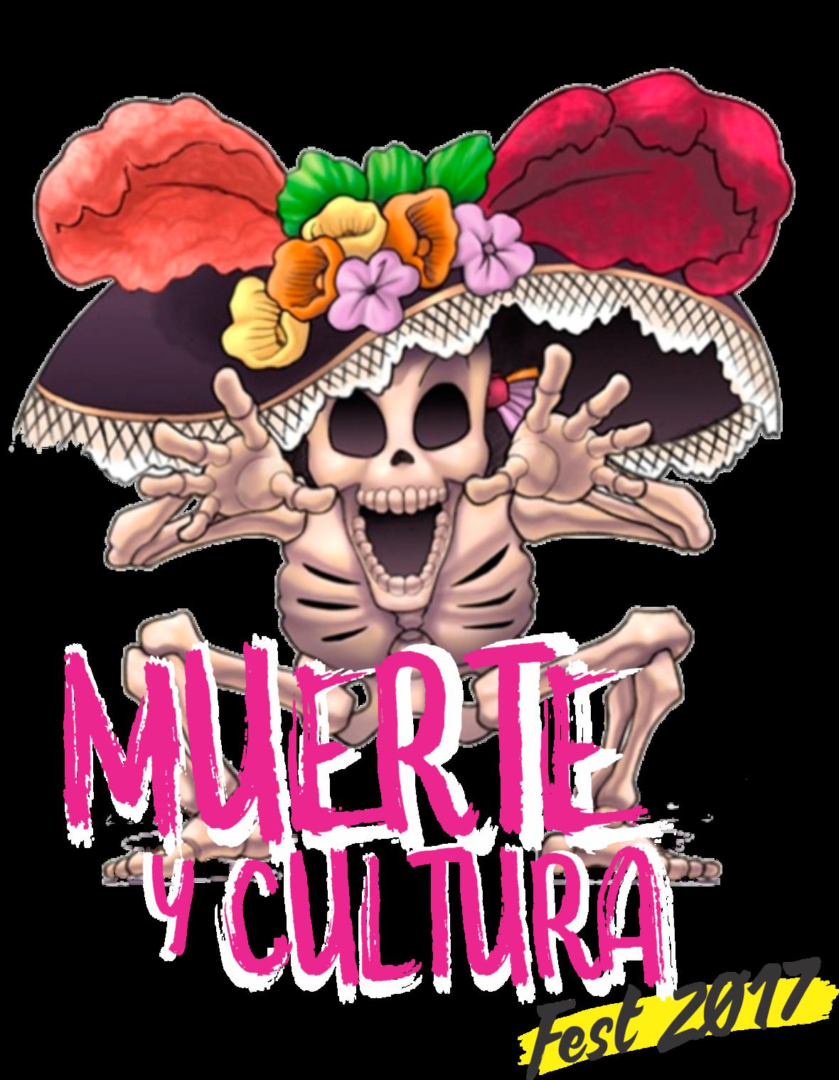 logo muerte y cultura