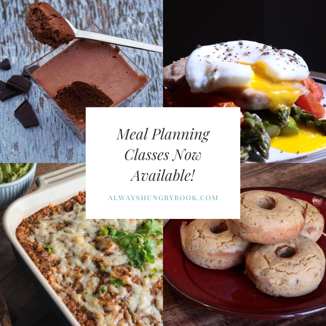 Meal Planning Classes