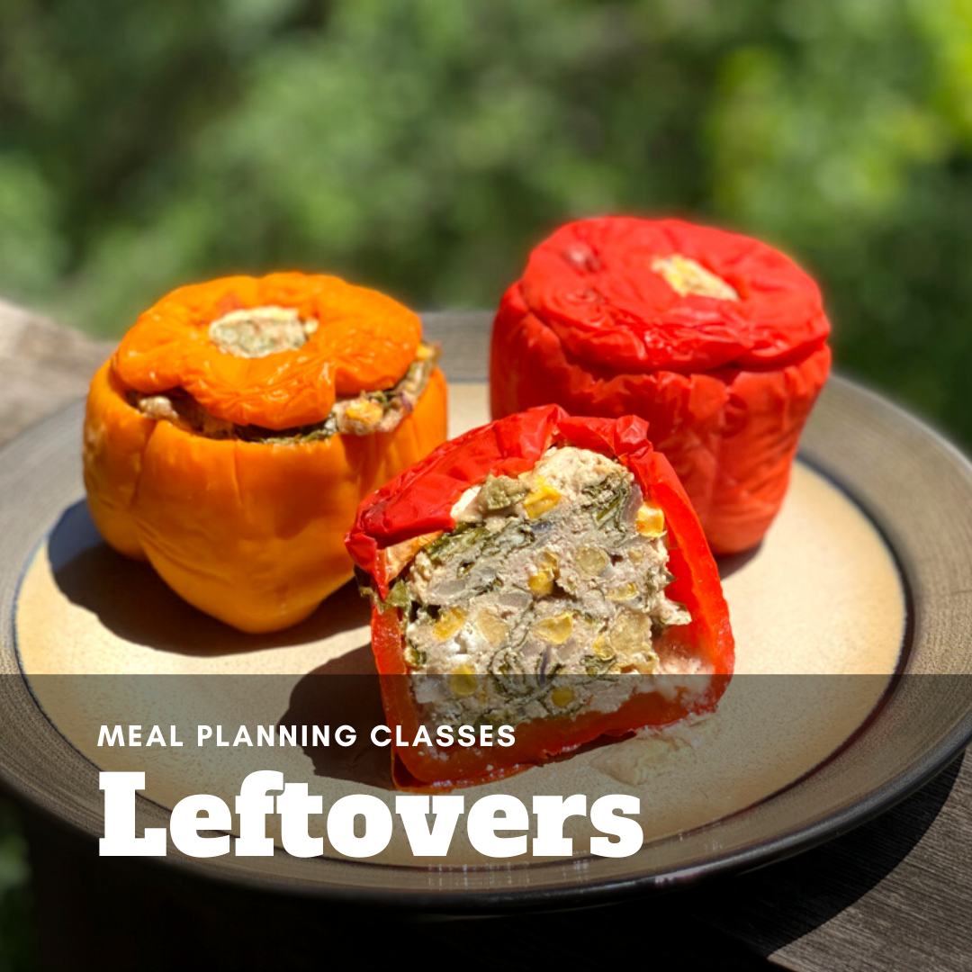 Leftovers Meal Planning Class