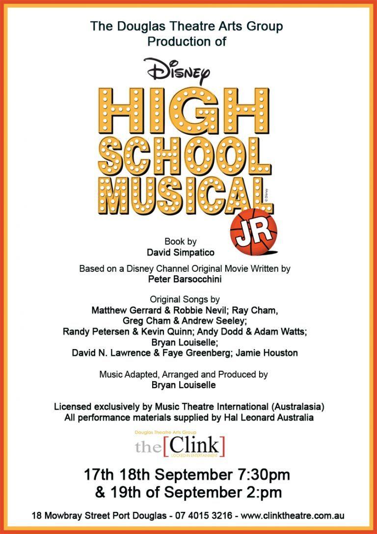 high scl musical
